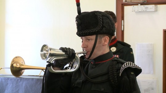 Buglers Face The Music