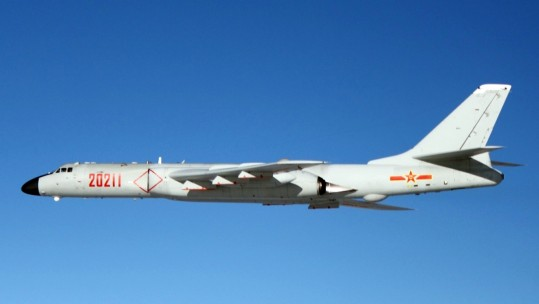 Fighter Jets Scrambled To Intercept Chinese Aircraft