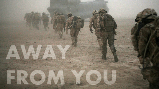Away From You – The Story Of The Afghan Interpreters
