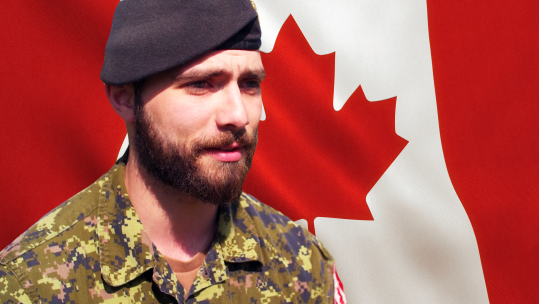 Canadian Army Beards Boots and Buds cover picture