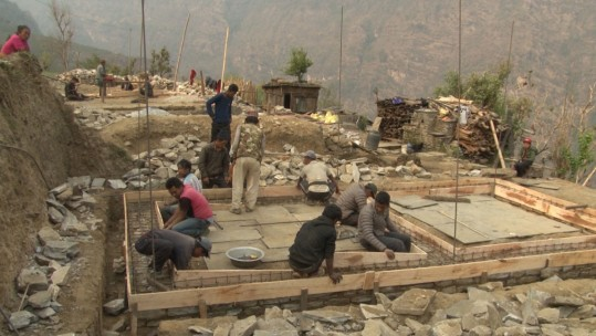 Gurkhas On A Mission To Rebuild Nepal