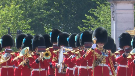 Changing of the Guard Buckingham Palace 240718