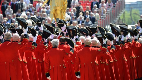 Chelsea Pensioners: A Life Served