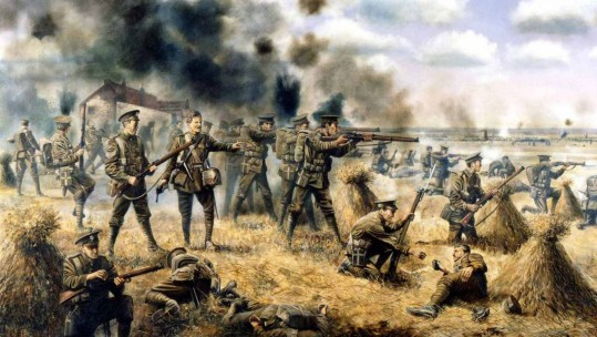First World War World War 1 I One