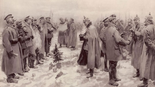Could The Christmas Truce Match Become An Annual Affair?