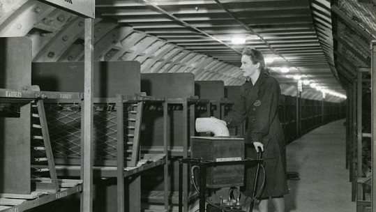 Underground WW2 Bunkers In Clapham To Open For Tours