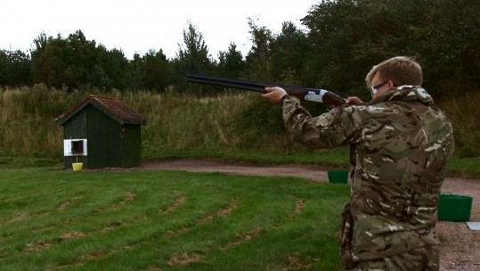 RMA Clay Pigeon Shoot