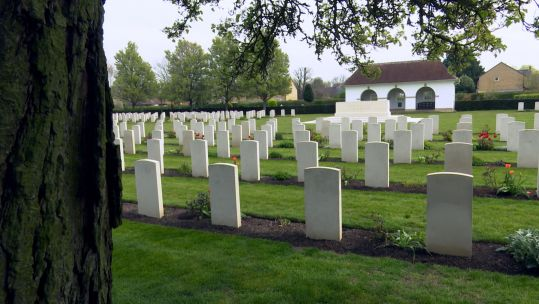 Commonwealth War Cemetery Garden 290419 CREDIT BFBS.jpg