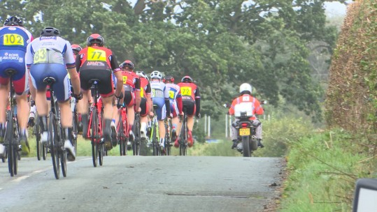Men's Inter Services Cycling Championships 2018