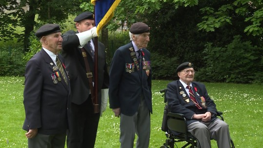 York Normandy Veterans Association