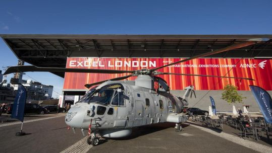 DSEI 2019 at ExCel London