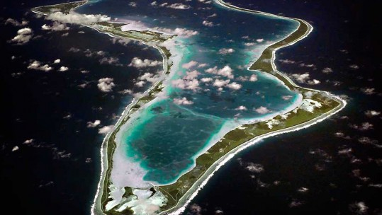 Diego Garcia: Britain's Rare Tropical Posting