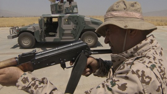 Exclusive: The British Troops Making A Difference In Iraq