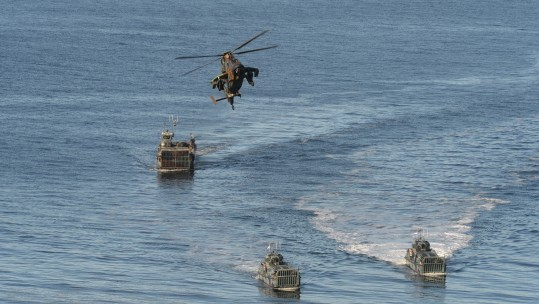 Exercise Trident Juncture (Picture: NATO).