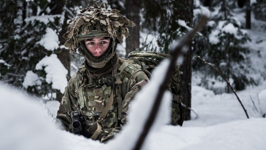 NATO Troops in Estonia