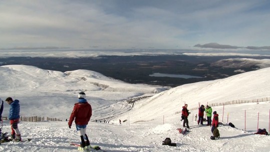 Exercise Snow Lion: Scotland's Winter Sports Competition