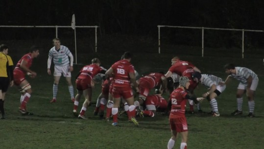 Army Win First Rugby Match Of Season