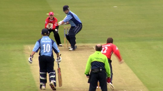 Army & RAF Battle It Out For Inter Services T20 Cricket Title