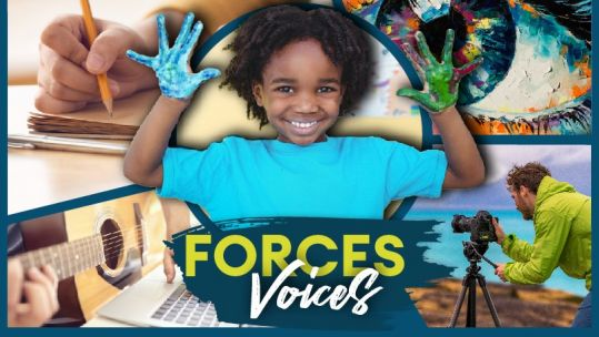 Forces Voices Frames - BFBS Copyright