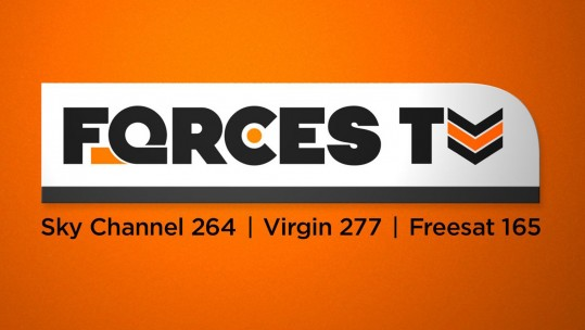 Forces TV Logo