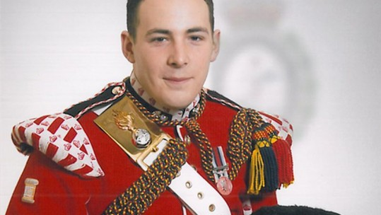 Fusilier Lee Rigby Will Never Be Forgotten