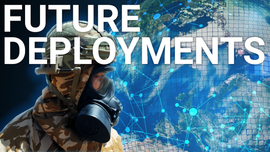 Future deployments banner NO CREDIT