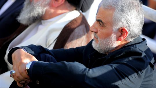 General Qasem Soleimani in June 2018 160618 CREDIT PA.jpg