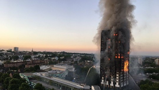 MOD Check Fire Safety Of Buildings Following Grenfell Tower Disaster