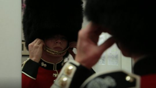 Guardsman Picture: BFBS