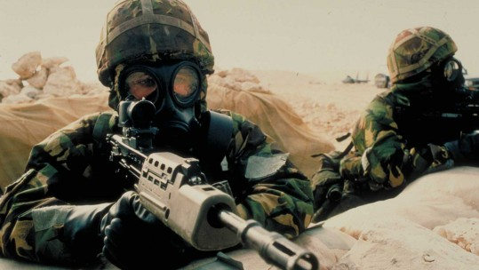Calls For More Research Into Gulf War Illnesses