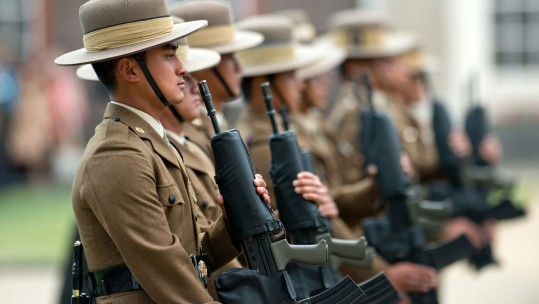 Marking 200 Years of Gurkha Service to the Crown
