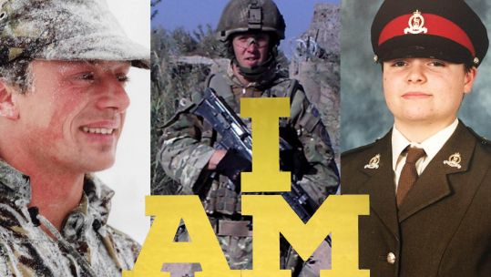 Prince Harry's Heroes Making Britain Proud - I Am Invictus