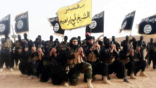 MI5: Threat From ISIS Militants Shows No Sign Of Abating