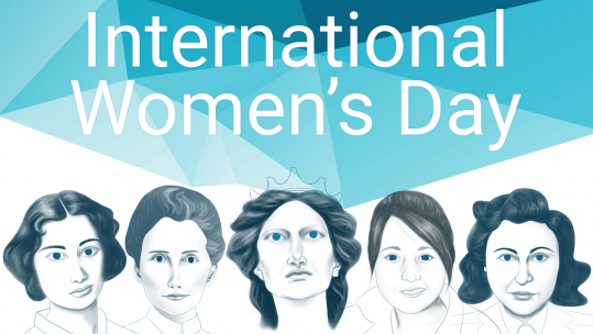 International Women's Day 2019 - Header Image