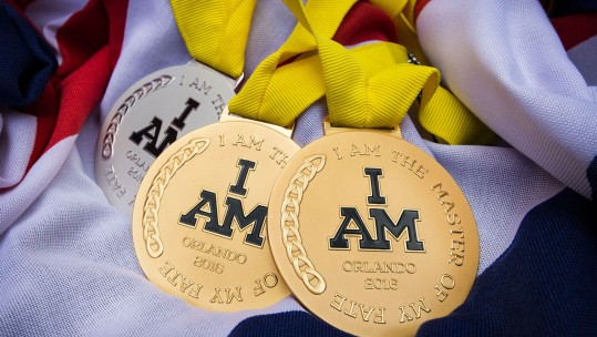 UK Medals Keep Rolling In At Invictus Games