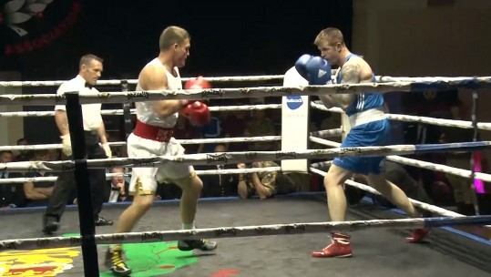 First Fusiliers Win First Army Boxing Title In 27 Years