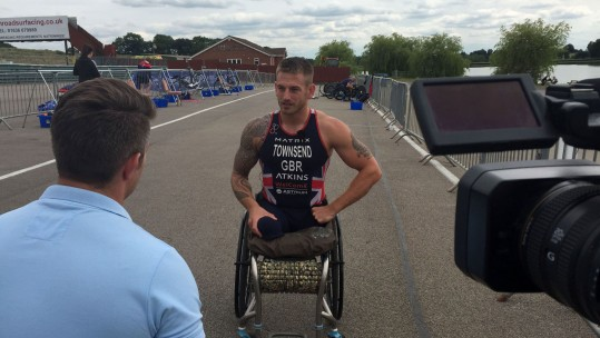 Seriously Wounded Royal Marine To Represent Team GB