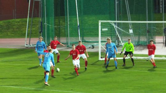 Late Drama As RAF Beat Army In U23's Inter Services Opener Credit BFBS 06022020.jpg