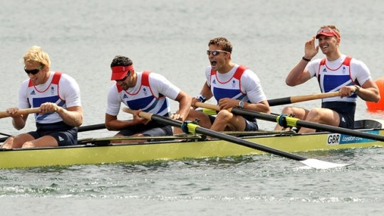 We Meet The Forces Rowers Preparing To Represent Team GB