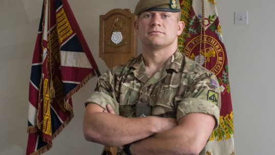 Remembering: Army Officers Tell Of Helping London Bridge Attack Wounded
