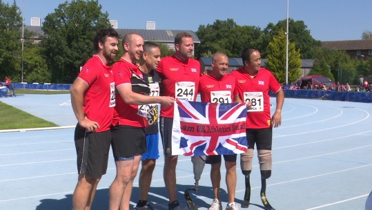Invictus Track And Field Athletes Set For Sydney