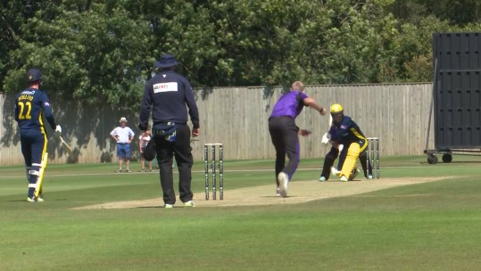 UK Armed Forces Cricketers Lose Last Match Of The Summer