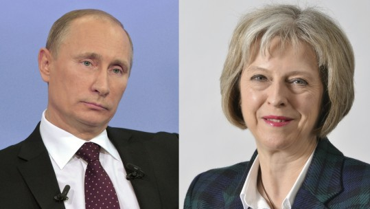 UK/Russia Relations