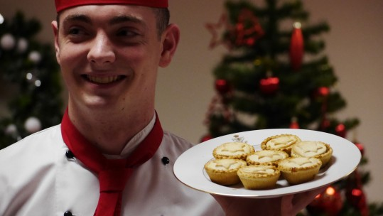 Military Recipes For Success: The Perfect Mince Pie