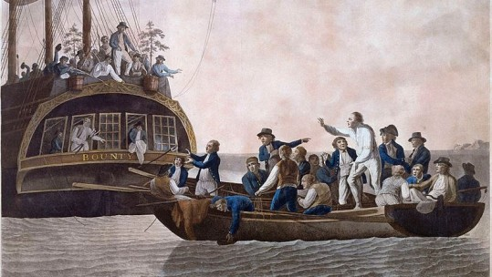 The Truth Behind The Mutiny on the Bounty