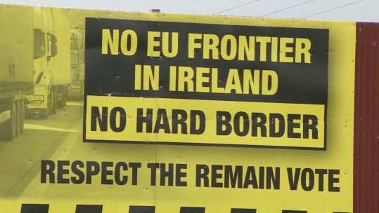 What General Election Issues Face Northern Ireland Brexit