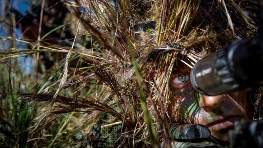 The Royal Marines: A State Of Mind
