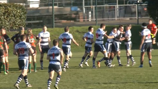 Royal Navy Rugby Team