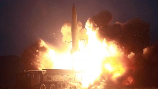 North Korea Missile Launch August 2019 070819 CREDIT KCNA_0.jpg