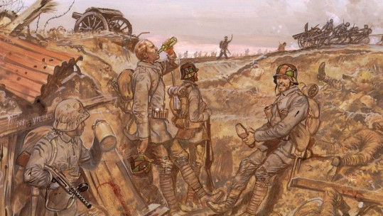 Block The Subs The 1918 Raid On Zeebrugge